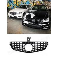 GT-R Panamericana Look Kühlergrill für Mercedes Benz C-Klasse W204