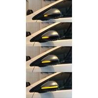 Dynamische LED Aussenspiegel Blinker für Volkswagen Golf 7