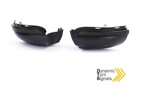 OEM LINE Dynamische LED Buitenspiegel Knipperlichten voor Volkswagen Golf 6