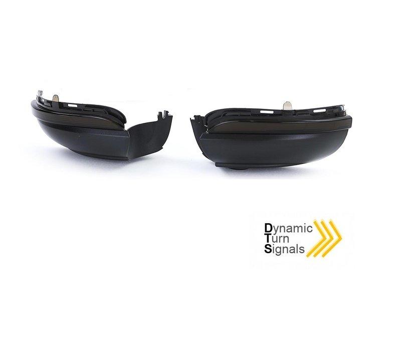 Dynamic LED Side Mirror Turn Signal for Volkswagen Golf 6