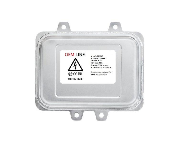 OEM LINE REPLACEMENT for Hella D1S Xenon Headlight Control Unit 5DV009000-00