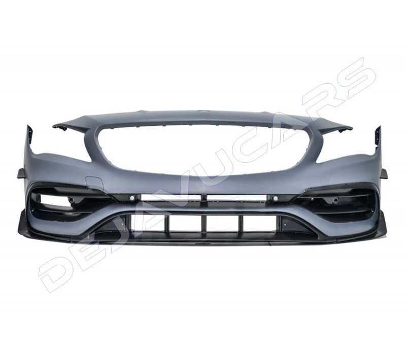 Facelift CLA45 AMG Look Body Kit for Mercedes Benz CLA-Class W117 / C117