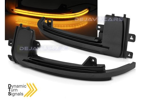 OEM LINE Dynamic LED Side Mirror Turn Signal for Audi A3 A4 A5 A6