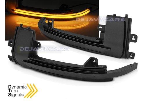 OEM LINE Dynamische LED Buitenspiegel Knipperlichten voor Audi A3 A4 A5 A6