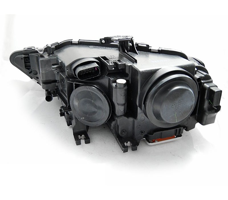 LED Headlights Bi Xenon look for Audi A4 B8.5