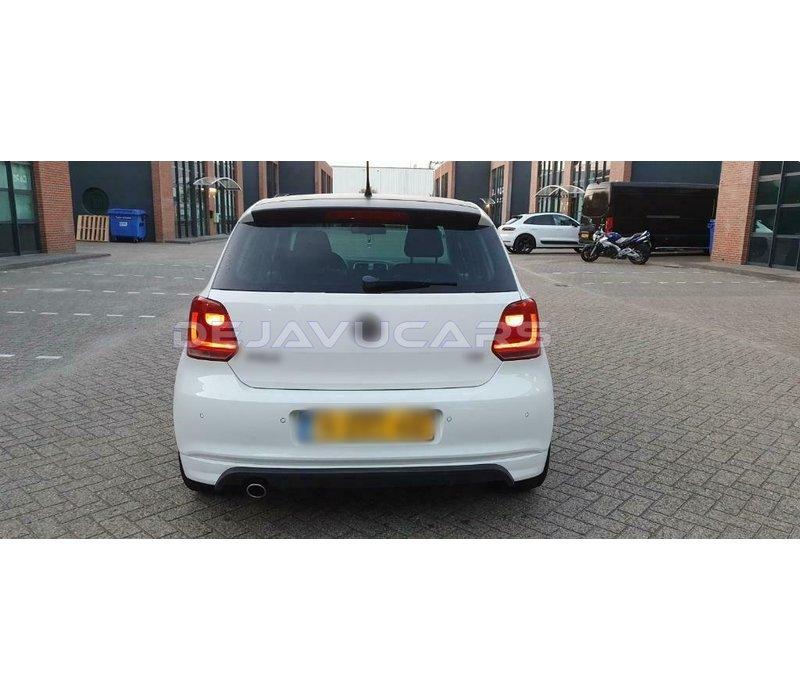 R line Look Rear bumper for Volkswagen Polo 6R / 6C