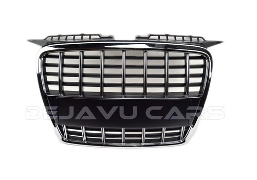 OEM LINE S3 Look Front Grill for Audi A3 8P
