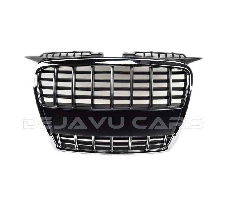 S3 Look Front Grill for Audi A3 8P