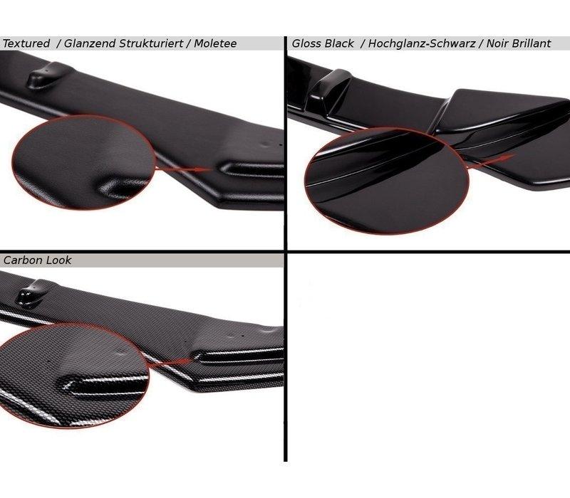 Front Splitter V.2 voor Audi A7 4G S line / S7