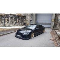 Front Splitter V.2 for Audi A7 4G S line / S7