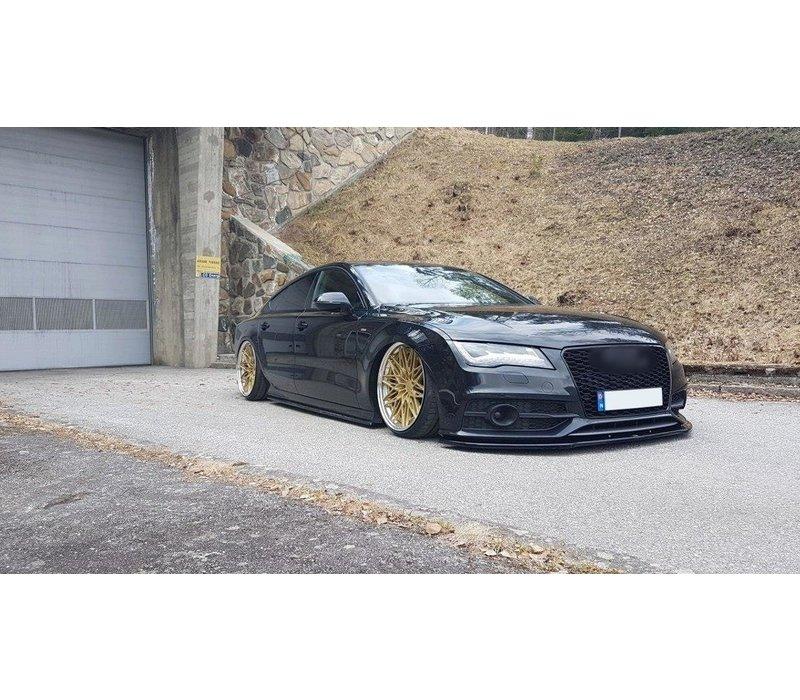 Front Splitter V.2 für Audi A7 4G S line / S7