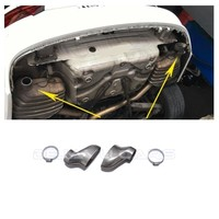 Exhaust connection pipes for conversion to RS Look Diffuser