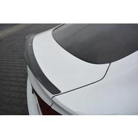 Heckspoiler lippe für Audi A5 B9 F5 S line Sportback