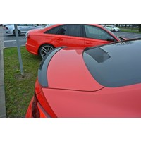 Tailgate spoiler lip for Audi A5 B9 F5 S line Coupe