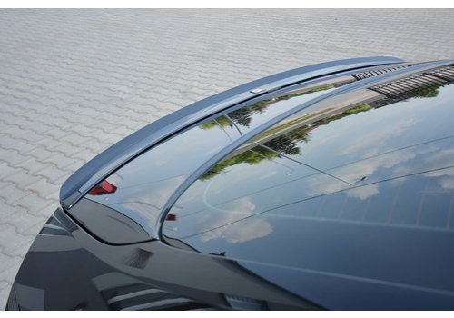 Maxton Design Achterklep spoiler lip voor Audi A5 B8 8T / S5 / S line Sportback