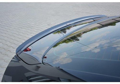 Maxton Design Tailgate spoiler lip for Audi A5 B8 8T / S5 / S line Sportback