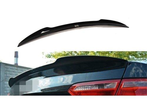 Maxton Design Achterklep spoiler lip voor Audi A5 B8 8T / S5 / S line Coupe