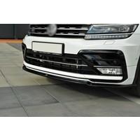Front Splitter for Volkswagen Tiguan R line