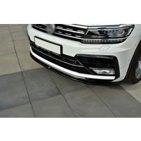 Front Splitter voor Volkswagen Tiguan R line