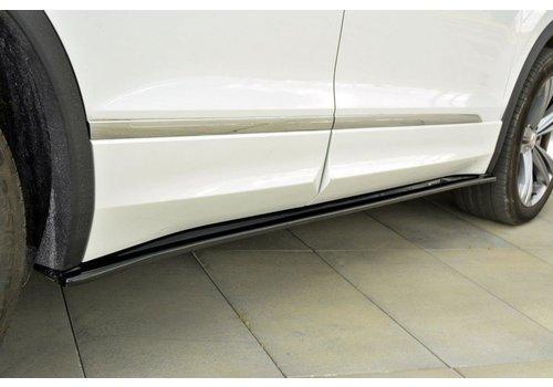 Maxton Design Side Skirts Diffuser für Volkswagen Tiguan R line