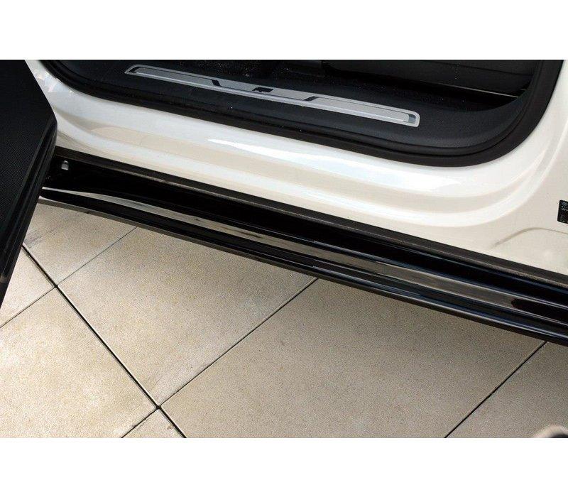 Side Skirts Diffuser für Volkswagen Tiguan R line