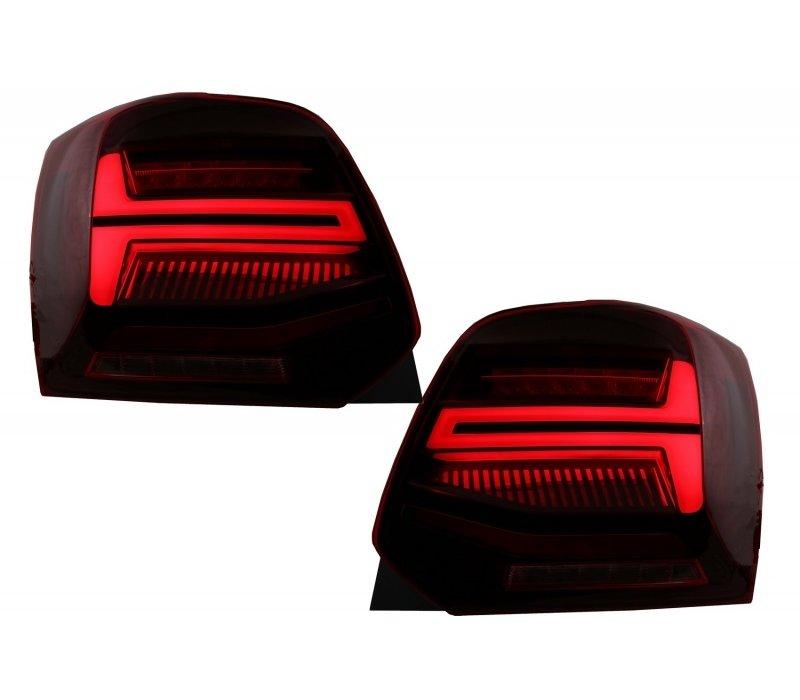 Dynamisch Voll LED Rückleuchten für Volkswagen Polo 6R / 6C