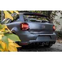 Dynamic Full LED Tail Lights for Volkswagen Polo 6R / 6C