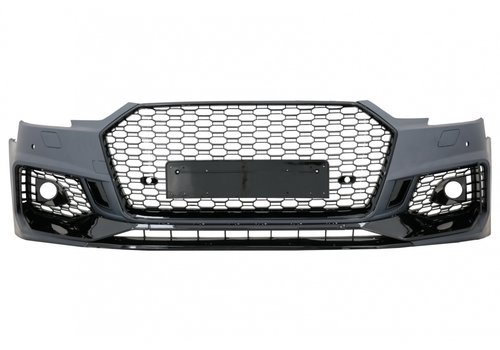 OEM LINE RS4 Quattro Look Front bumper for Audi A4 B9