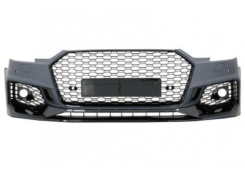 OEM LINE RS4 Quattro Look  vordere Stoßstange für Audi A4 B9
