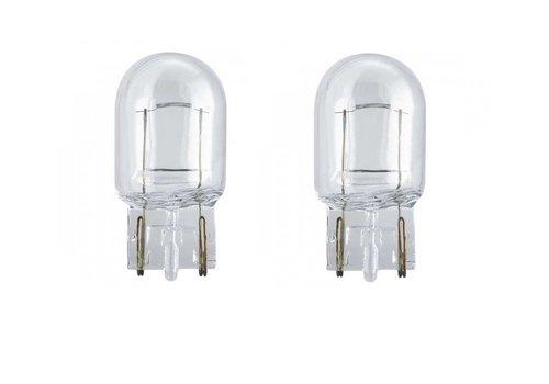 OEM LINE W21W T20 12V 21W Halogen Lamps