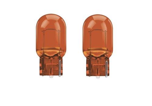 OEM LINE WY21W T20 12V 21W Orange Indicators