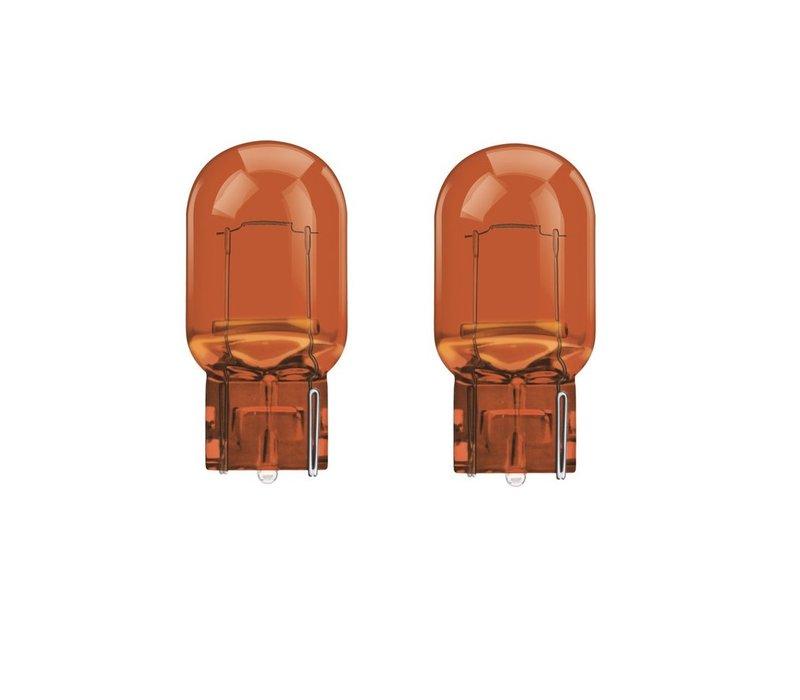 WY21W T20 12V 21W Oranje Knipperlichten