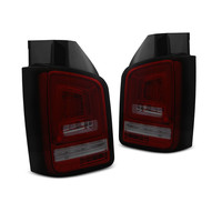 Dynamische LED BAR Achterlichten voor Volkswagen Transporter T5