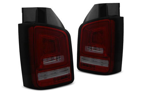OEM LINE Dynamische LED BAR Achterlichten voor Volkswagen Transporter T5