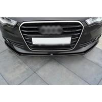 Front splitter for Audi A6 C7