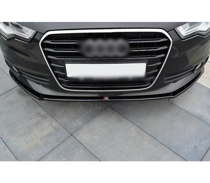 Front splitter voor Audi A6 C7