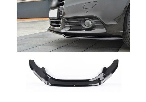 Maxton Design Front splitter for Audi A6 C7