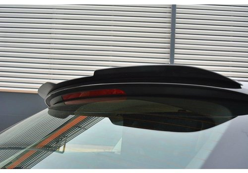 Maxton Design Roof Spoiler Extension for Audi A6 C7 Avant
