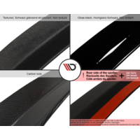 Roof Spoiler Extension for Volkswagen Polo 6R GTI / R line