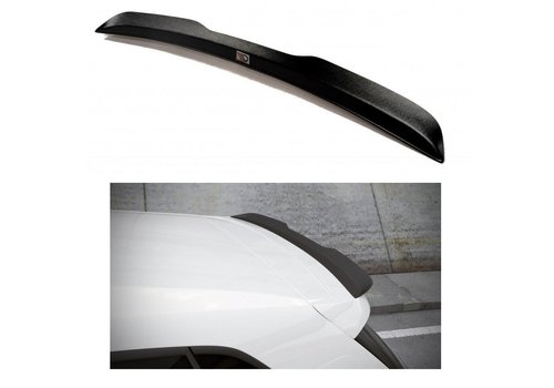 Maxton Design Roof Spoiler Extension for Volkswagen Polo 6R GTI / R line