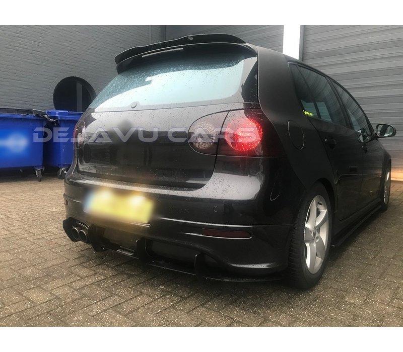 Seitenschweller Diffusor für Volkswagen Golf 5 GTI