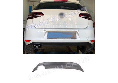 OEM LINE® GTD Look Diffuser for Volkswagen Golf 7