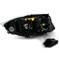 Xenon look Headlights with LED Angel Eyes for BMW 3 Series E90 / E91