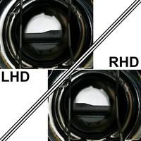 Xenon Look Koplampen met LED Angel Eyes voor BMW 3 Serie E90 / E91