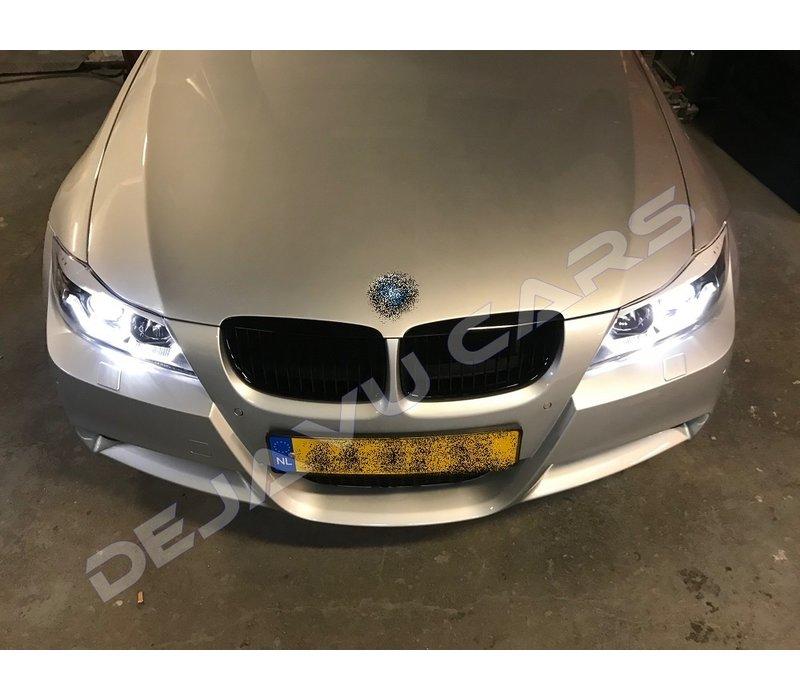 M-Tech Look Front bumper for BMW 3 Series E90 / E91