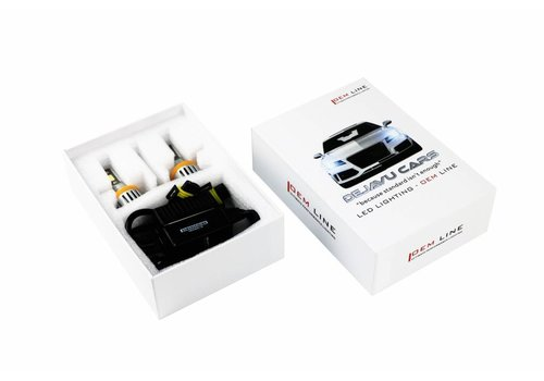OEM LINE® H8 LED Mistlampen voor Volkswagen Golf 7.5 Facelift R line