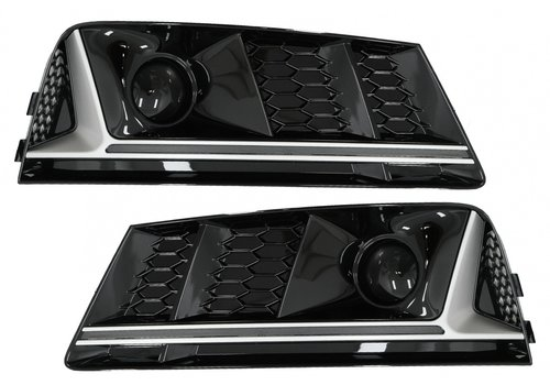 OEM LINE RS4 Look ACC Cover für Audi A4 B9
