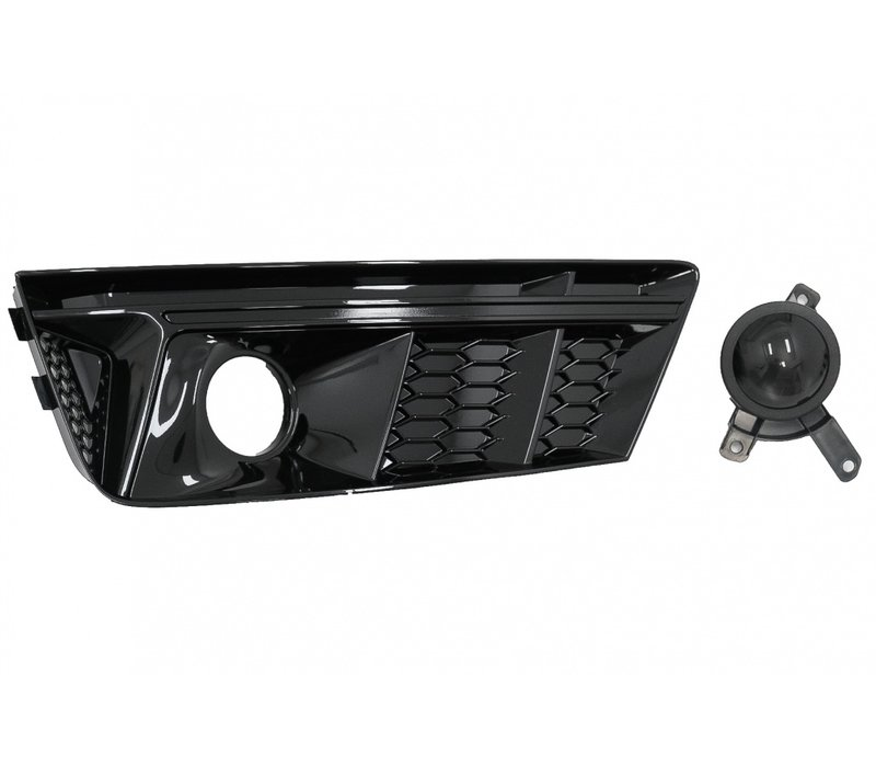 RS4 Look ACC Cover voor Audi A4 B9