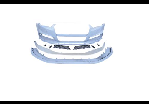 OEM LINE RS3 Look Front bumper for Audi A3 8V