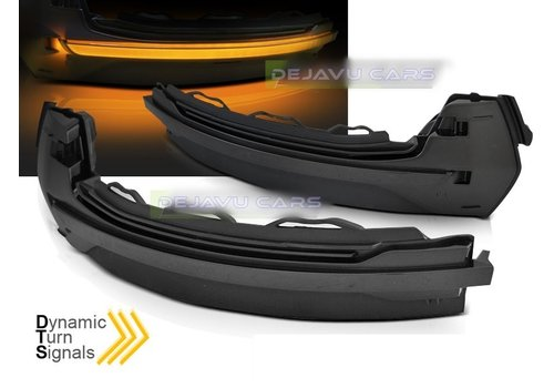 OEM LINE Dynamic LED Side Mirror Turn Signal for Audi A3 8V